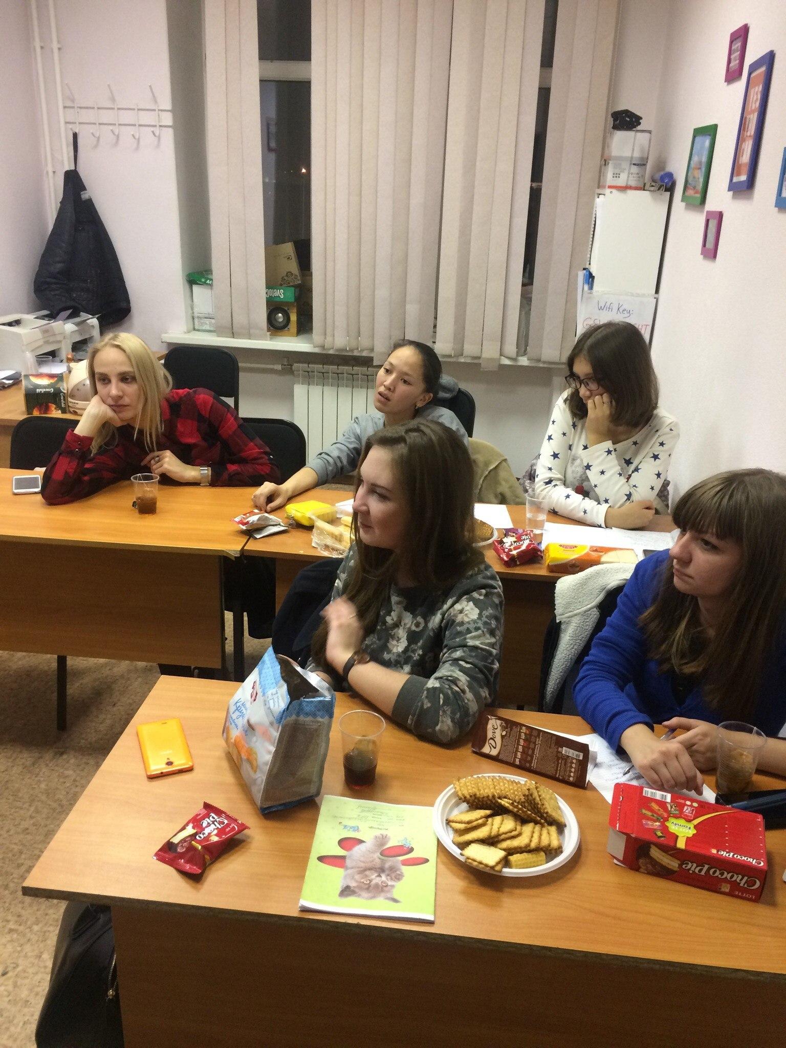 Школа английского языка в Омске