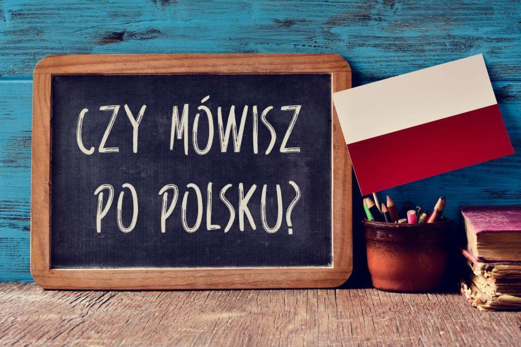 Польский— это язык, который имеет больше исключений, чем правил